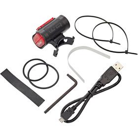 Busch + Müller IXBACK Senso USB Luz trasera, black